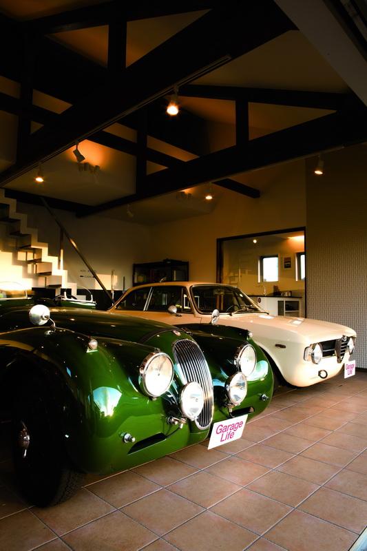 the garage1413