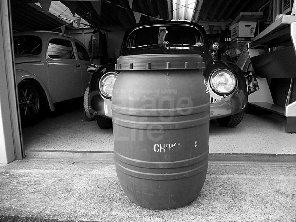 Garaging report 03