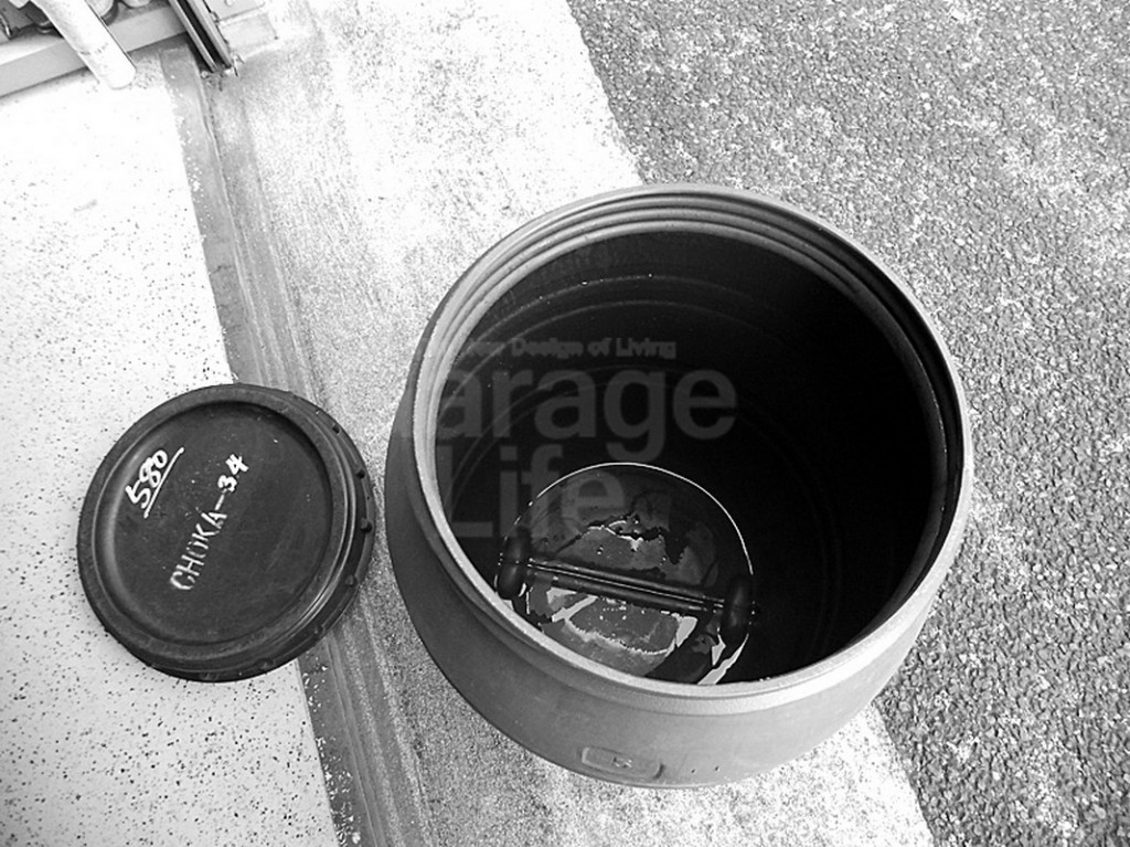 Garaging report 05