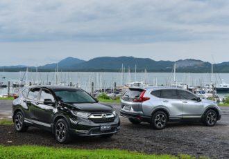 All-new Honda CR-V