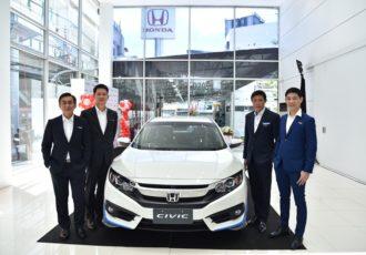 Summit Honda4
