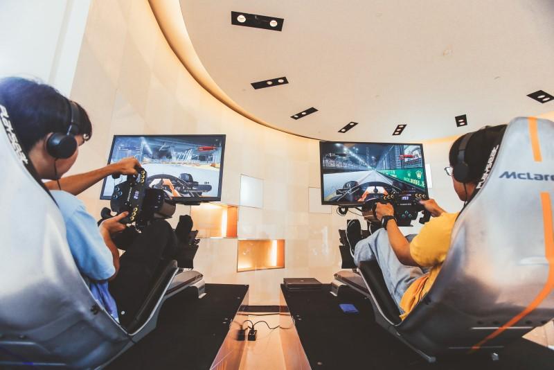 McLaren Bangkok event (2)
