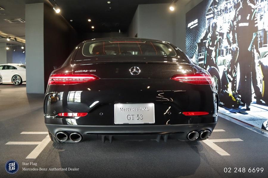 Mercedes - AMG GT 53 4MATIC+ 4-Door Coupe 5
